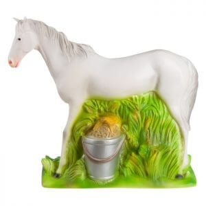 Heico Paard wit