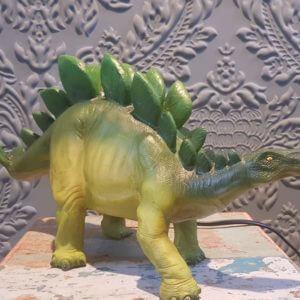 Stegosaurus Loco Lama