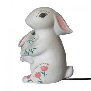 Rabbit en jong