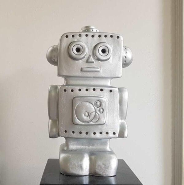 Heico Robot zilver