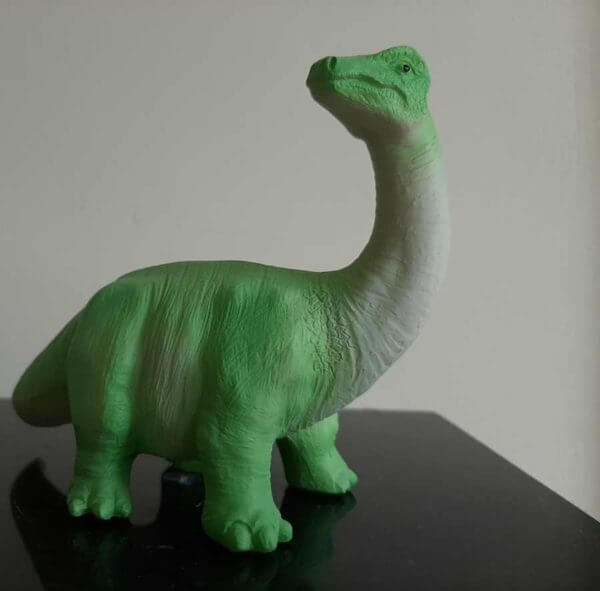 mini led dino brachiosaurus